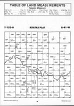 Map Image 035, Pennington County 1991 Published by Farm and Home Publishers, LTD